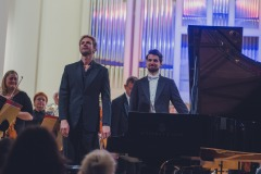 Andrew von Oeyen, Yaroslav Shemet, Orkiestra Symfoniczna Filharmonii Śląskiej