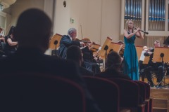 Na estradzie: Anna Kudala i Orkiestra Symfoniczna Filharmonii Śląskiej