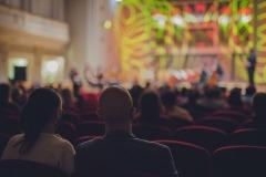 Publiczność zgromadzona na widowni