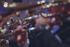 Puzoniści Orkiestry Symfonicznej Filharmonii Śląskiej
