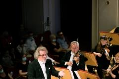 Daniel Sabrawa, Orkiestra Symfoniczna Filharmonii Śląskiej