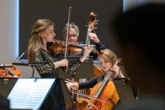 Solistka - Agnieszka Sawicka, orkiestra