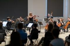 Solistka - Izabela Kozak, orkiestra