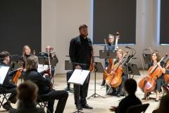 Solista - Michał Kowalczyk, orkiestra