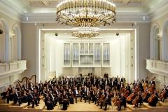 Orkiestra Symfoniczna Filharmonii Śląskiej fot. K. Fatyga