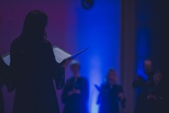 Chór Filharmonii Śląskiej na scenie