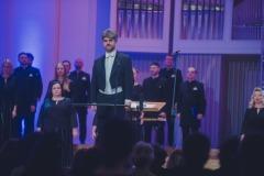 Jarosław Wolanin, Chór Filharmonii Śląskiej na scenie