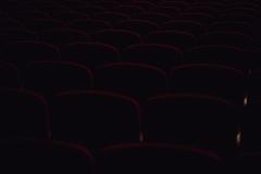 Widownia sali koncertowej