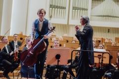 Marcin Zdunik, Chikara Imamura, Orkiestra Symfoniczna Filharmonii Śląskiej