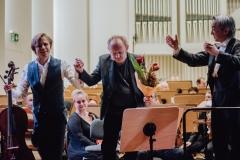 Marcin Zdunik, Chikara Imamura wraz z Pawłem Mykietynem