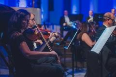 Orkiestra Symfoniczna Filharmonii Śląskiej - sekcja skrzypiec