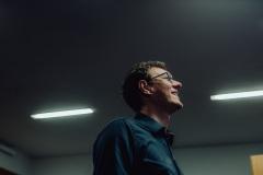 Dyrygent - Marek Wroniszewski za kulisami