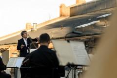 Dyrygent - Mirosław Jacek Błaszczyk - z perspektywy orkiestry