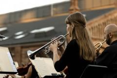Trębacze Orkiestry Symfonicznej Filharmonii Śląskiej