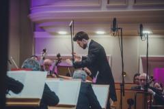 Dyrygent Yaroslav Shemet, Orkiestra Symfoniczna Filharmonii Śląskiej