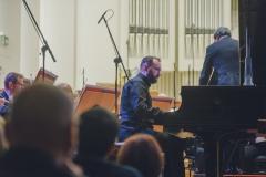 Piotr Sałajczyk, orkiestra