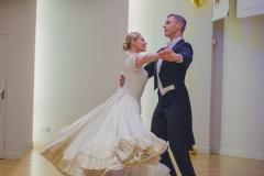 Para taneczna: Sylwia Werner i Paweł Kranz
