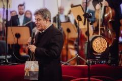 Mirosław Jacek Błaszczyk podczas przemowy