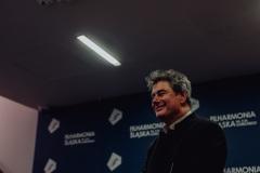 Mirosław Jacek Błaszczyk za kulisami