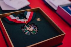 """Złoty Medal """"Zasłużony Kulturze Gloria Artis"""""""