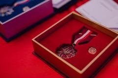 """Brązowy Medal """"Zasłużony Kulturze Gloria Artis"""""""