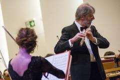 Raffaele Trevisani,  muzycy Orkiestry Symfonicznej Filharmonii Śląskiej