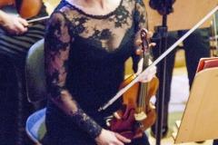 Koncertmistrzyni Orkiestry Symfonicznej