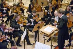 Massimiliano Caldi, muzycy Orkiestry Symfonicznej Filharmonii Śląskiej