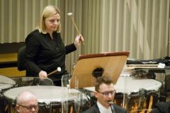 Perkusistka Orkiestry Symfonicznej