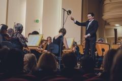 Dyrygent Mikhail Tatarnikov, Orkiestra Symfoniczna Filharmonii Śląskiej