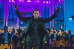 Daniel Oren w Filharmonii Śląskiej, 13 marca 2019, fot. W. Mateusiak