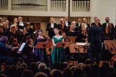 Inauguracja sezonu Śląskiej Orkiestry Kameralnej oraz Chóru Filharmonii Śląskiej, 14 września 2018, fot. W. Mateusiak