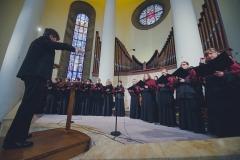 Muzyczna oprawa Mszy Świętej za Ojczyznę, 11 listopada 2017, fot. W. Mateusiak