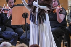 """""""Przetańczyć cały karnawał"""" z Grażyną Brodzińską, 13 stycznia 2018, fot. T. Griessgraber"""