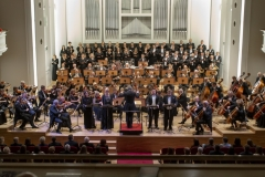 """Requiem"" Verdiego, 30 listopada 2018, fot. T. Griessgraber"