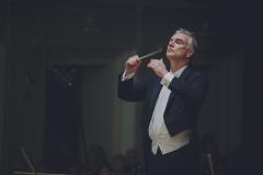 """SYMFONIA """"PATETYCZNA"""". Koncert pamięci prof. Bernarda Poloka, fot. W. Mateusiak"""