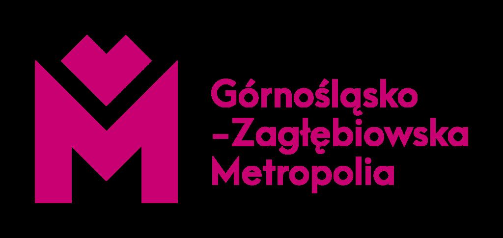 Logotyp Górnośląsko-Zagłębiowskiej Metropolii