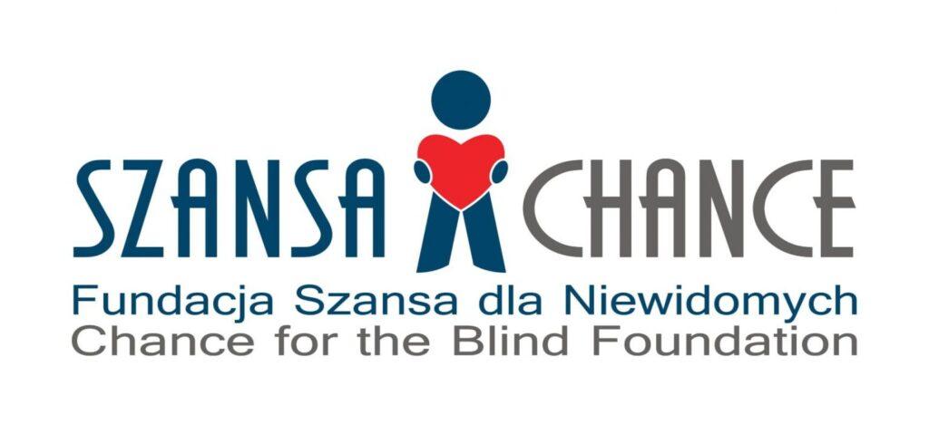 Fundacja Szansa dla Niewidomych logo