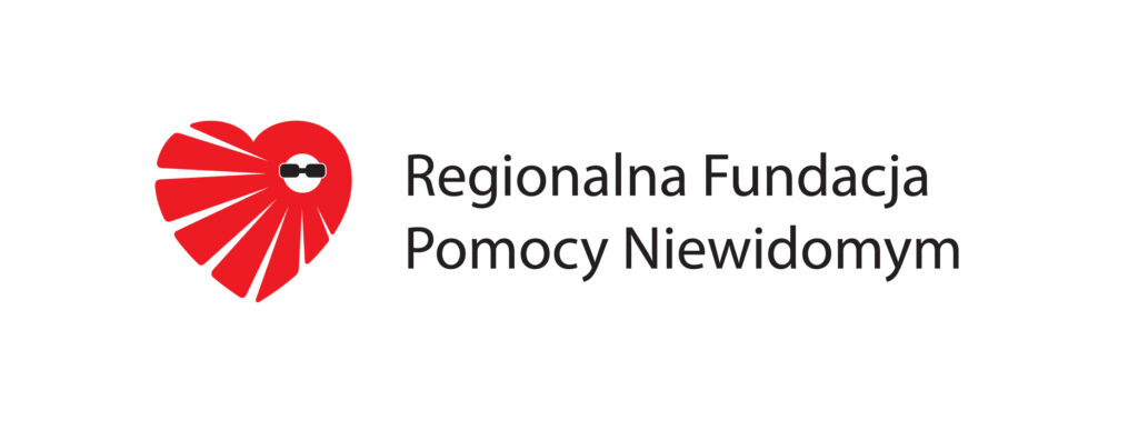 Regionalna Fundacja Pomocy Niewidomym logo