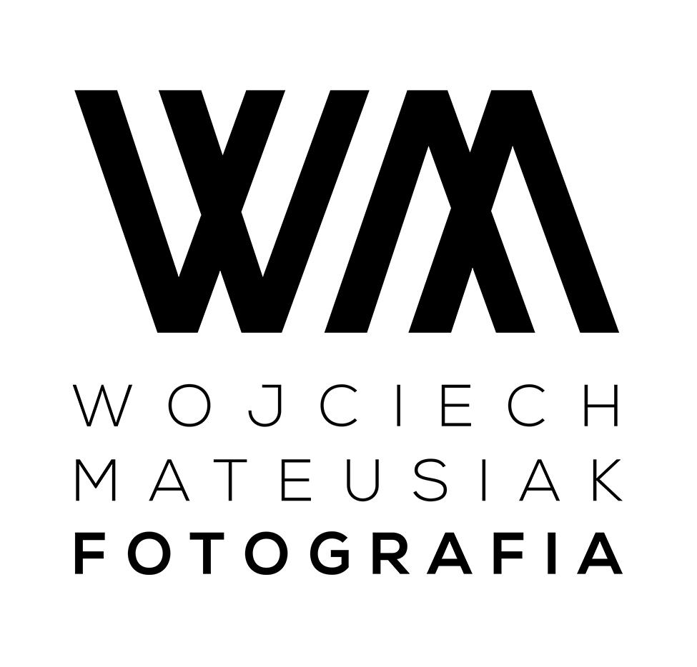 Logo Wojciech Mateusiak Fotografia