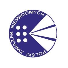 Polski Związek Niewidomych logo