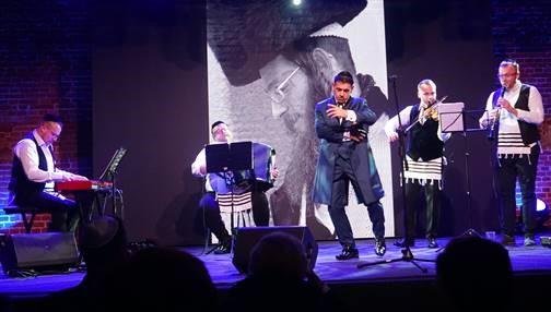Szaweł Lipski Klezmer Quartet