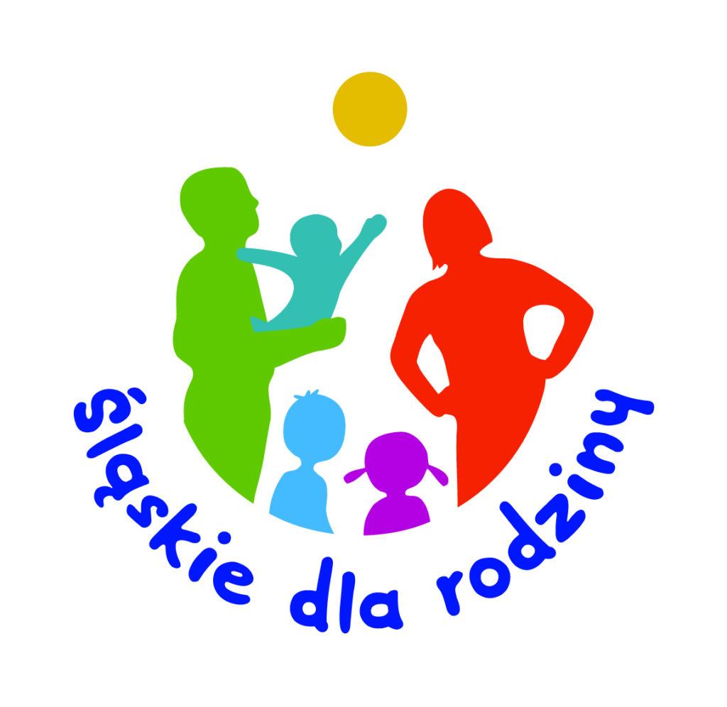 Logotyp Śląskie dla Rodziny