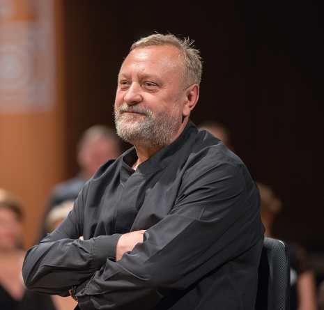 Andrzej Borzym fot. Wojciech Kusiński