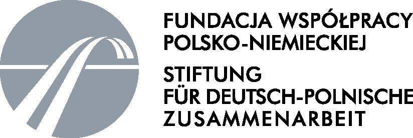 Logotyp Fundacji Współpracy Polsko-Niemieckiej