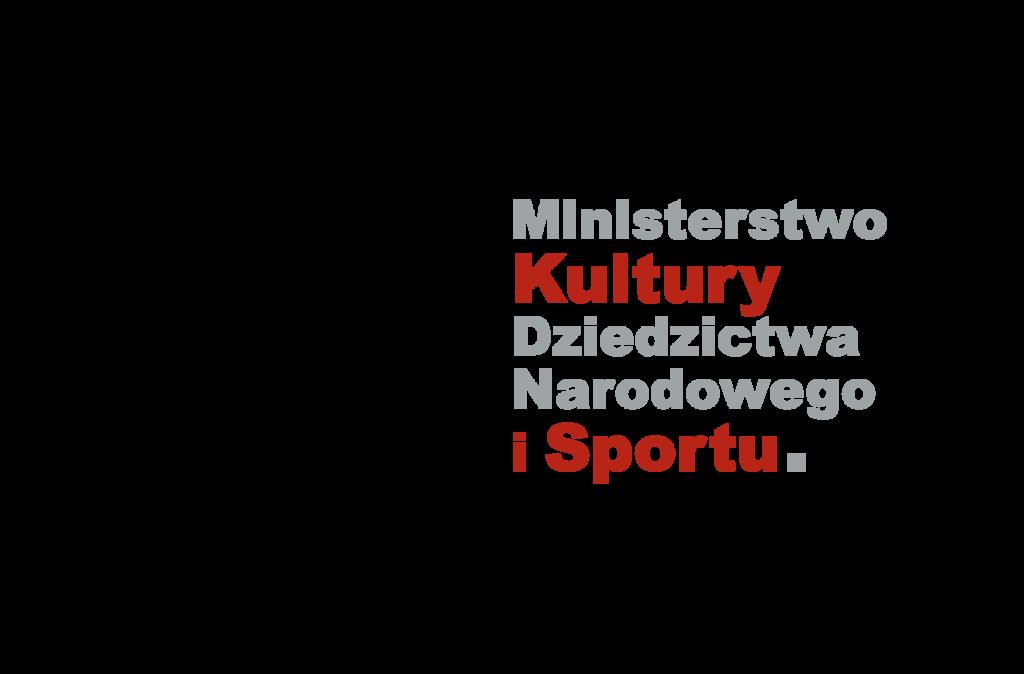 Logotyp Ministerstwa Kultury, Dziedzictwa Narodowego i Sportu