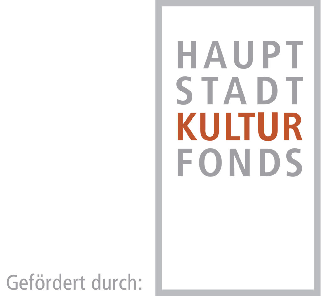 Logotyp Haupt Stadt Kultur Fonds