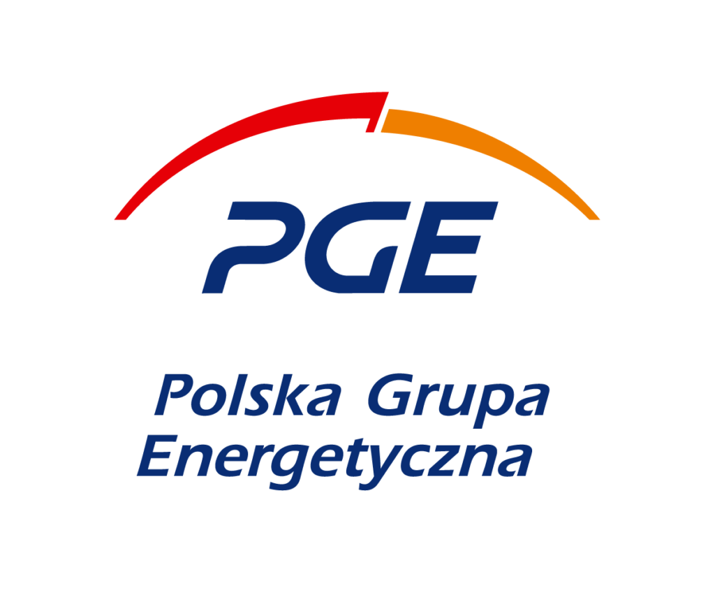 Logotyp Polskiej Grupy Energetycznej (PGE)